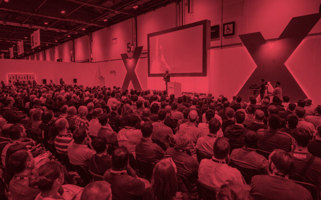 2018 IPEXPO A huge success for Nutanix, thanks to marketing efforts.