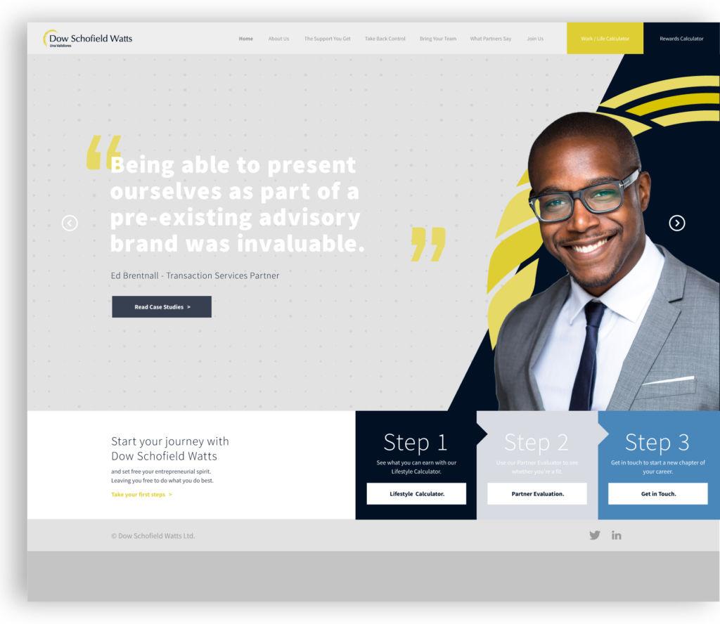 DSW Web Design - Colour in Media